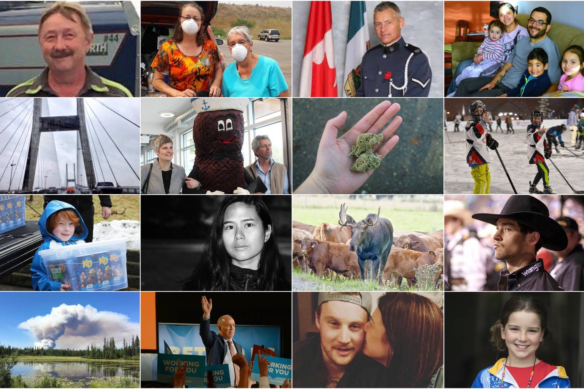 B.C.'s top local news stories of 2017